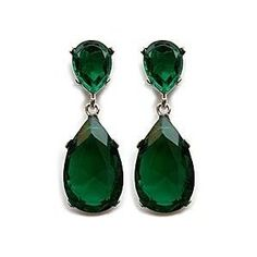 Fabulous Emerald Earrings, love them, and they look great!