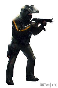 OPERATOR SPOTLIGHT #15: BANDIT (GERMAN UNIT)   Rainbow Six® Siege Game News & Updates   Ubisoft® (UK)