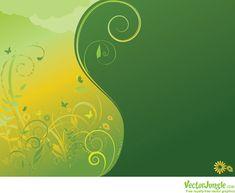 Green floral nature ecology background in vector. Free Background Images, Vector Background, Background Patterns, Free Vector Art, Free Vector Images, Vector Graphics, Wallpaper Keren, Hd Wallpaper, Wallpapers