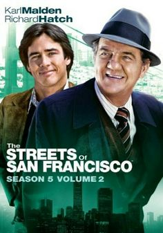 Streets of San Francisco with Karl Malden and Richard L. Hatch