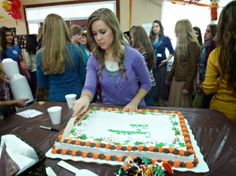 Duggar Family Blog: Updates and Pictures Jim Bob and Michelle Duggar 19 Kids and Counting: Photos from Josiah's Grad Party