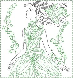 Nicole's Free Coloring Pages: Spring