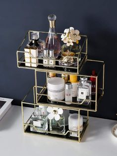 Perfume Storage, Perfume Organization, Perfume Display, Perfume Tray, Makeup Organization, Bathroom Organisation, Dressing Table Organisation, Bathroom Vanity Organization, Cosmetic Storage