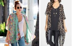 Kimono, la chaqueta moderna