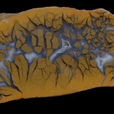 achat Flintknolle mit farblos bis bläulicher Chalcedonfüllung