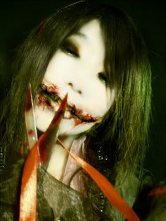 The moral of most Japanese urban legends seem to consist of dont go anywhere by yourself. Ever. The story of the Kuchisake-Onna, or Split Mouth Woman is no different. Except that you are doubly unfortunate if you happen to be a child (We assume your legs are stubby and slow and we can thusly outrun you).