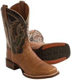 Dan Post Jerome Cowboy Boots - Leather, Square Toe (For Men) Visit Milkybeer