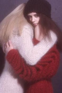 Angora Sweater Fetish 53