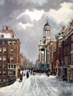 Le Cercle Klercq de kipstraat rotterdam 1875