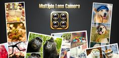 Multi-lens Camera v1.1.9 - Frenzy ANDROID - games and aplications