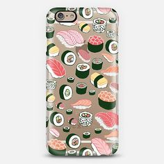 Celebrate your sushi love with this ultra cool iPhone case.