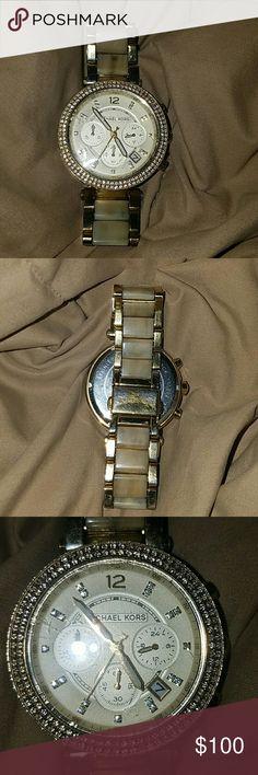 Michael Kors watch Needs battery Michael Kors Jewelry Bracelets