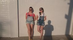 Look do dia Macacão Jeans | Jeito S