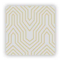 Gatsby Wall Paper Gold/Grey by drop it MODERN
