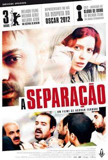 Chá-de-Lima da Pérsia: Cinema Iraniano: A Separação