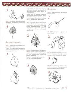Gallery.ru / Фото #34 - МК и примеры вышитых роз лентами. - Innetta