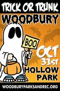 Woodbury's Trick or Trunk 2013 Set for Halloween Night