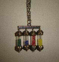 Hogwart House Points Pendant Necklace