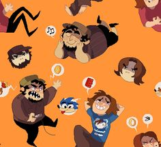 Game Grumps Wrapping paper