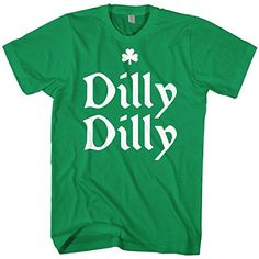 Dilly Dilly Gold Crown Tshirts O-Neck Slim-Fit Solid Tee for Men