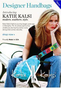 Katie Kalsi Handbags
