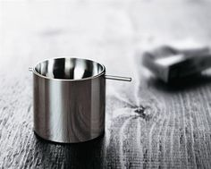 Stelton Cylinda-Line > 09-2 Revolving Ashtray, large