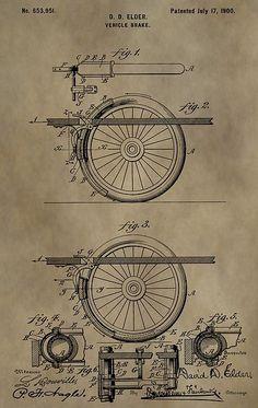 Brake Patent