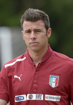 He has a look to suit any your tastes. | 49 Reasons Italy Is Definetly The Steamiest Team In The World Cup