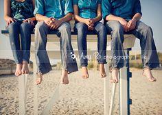 Beachy feet - Amy Ro Photography