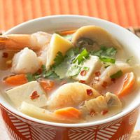 Hot-and-Sour Soup- only 9 net carbs per serving
