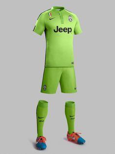 Juventus 2014-15 Nike Third