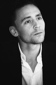 Back from girl's camp! Let's celebrate with a picture of Hiddles(<-----original pinner). Hot.