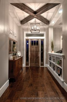 50 Best Farmhouse Entryway Design Ideas You Must Try In If you are looking for [keyword], You come to the right place. Below are the 50 Best Farmhouse Entryway Design Ideas You Must Try In Rustic Entryway, Entryway Decor, Entryway Ideas, Entryway Lighting, Entryway Console, Hallway Ideas, Ceiling Lighting, Farmhouse Design, Farmhouse Decor