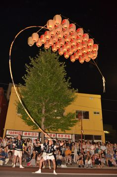 2015年の竿燈を振り返って 秋田竿燈まつり-Akita Kanto Festival- 国重要無形民俗文化財
