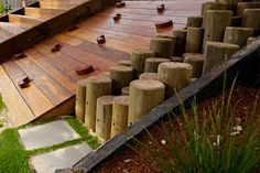 Tessa Rose Natural Playspaces Blogspot: New projects - Inaburra Preschool Bangor, Sydney, New South Wales.