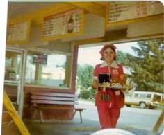 Dog n Suds Carhop Retro Recipes, Wine Recipes, Diner Movie, Priscilla Barnes, Retro Food, First Job, Theatres, Ol Days, Diners