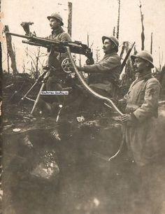 WW1, Battle of Verdun, August 1916.