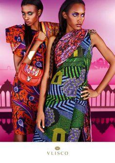 African fashion #vlisco