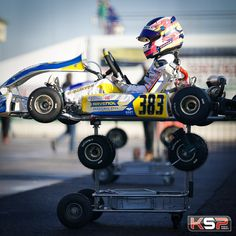 Stenshorne domine les manches OK-Junior de la Winter Cup – Kartcom