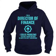 DIRECTOR OF FINANCE - #men #retro t shirts. MORE INFO =>…