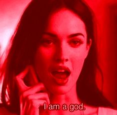 """) suas próprias imagens e vídeos no We Heart It """"But your natural hair color was so pretty! Jennifer's Body, The Wombats, Red Aesthetic, Devil Aesthetic, Lust, At Least, Just For You, Pretty, Vintage Posters"""