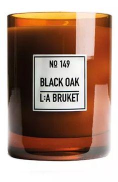 SCENTED CANDLE BLACK OAK - Våre julegavefavoritter - Shop the look - Dame | Høyer - Upgrading Humans since 2004