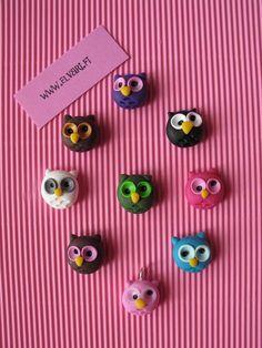 Owls. So cute!