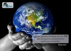 Los grandes hombres son los que ven que los pensamientos gobiernan al mundo. Emerson  #eSelvv http://e.selvv.com/descubre-los-secretos-de-los-negocios-rentables-y-la-libertad-financiera/