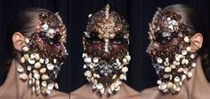 Pat McGrath Makes a Statement at Givenchy