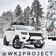 This is what I believe Jeep should offer as an available package, for the enthusiast. I wanted a great looking, nice driving, SUV.that was extremely capable off-road. Jeep Grand Cherokee Diesel, Grand Cherokee Lifted, Jeep Grand Cherokee Accessories, Grand Cherokee Trailhawk, Jeep Cherokee Limited, Grand Cherokee Overland, Cherokee 4x4, Us Cars, Cars