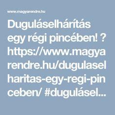Duguláselhárítás egy régi pincében! ⋆ https://www.magyarendre.hu/dugulaselharitas-egy-regi-pinceben/ #duguláselhárítás #dugulásmegszüntetés #szennyvízcsatorna