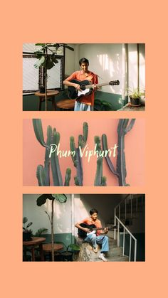 * Phum Viphurit* WALLPAPER Iphone Wallpaper Vsco, Aesthetic Iphone Wallpaper, Aesthetic Wallpapers, Indie Boy, Collage Design, Song Artists, Tumblr Boys, You Are My Sunshine, Homescreen