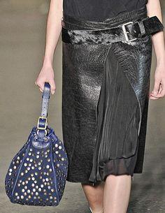 #Leather #Silk