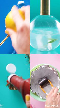 From using ketchup to lemon juice, these cleaning hacks will restore your precious metals in no time! From using ketchup to lemon juice, these cleaning hacks will restore your precious metals in no time! Amazing Life Hacks, Simple Life Hacks, Useful Life Hacks, Household Cleaning Tips, Diy Cleaning Products, Cleaning Hacks, Cleaning Closet, Diy Crafts Hacks, Diy Craft Projects